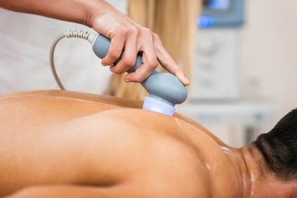 Behandlungsangebot Ultraschalltherapie, © Microgen / Fotolia.com